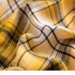 חולצת נשים משובצת אופנתית אוברסייז צבעים שונים